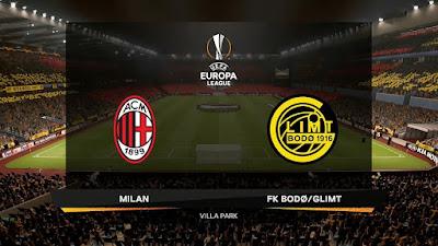 شاهد مباراة ميلان و بودو/ غلميت بث مباشر 23-9-2020 في الدوري الاوربي