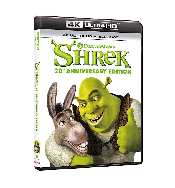 Shrek 4K