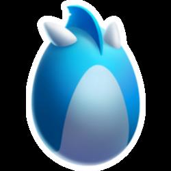 Drago del mare ghiacciato (Uovo)