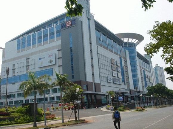Mall Mega Glodok Kemayoran di Jakarta Pusat