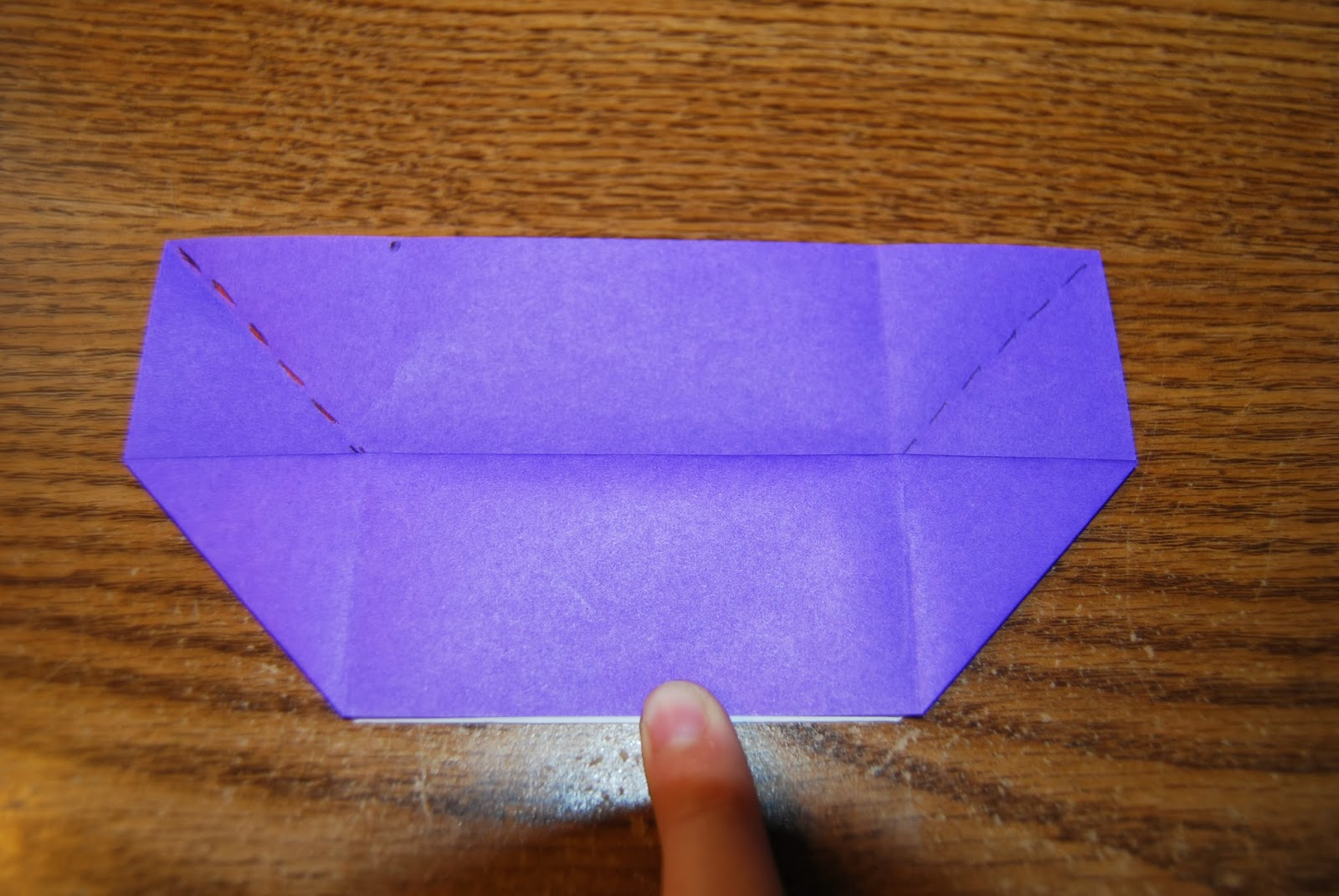How To Make Origami Baggi Box