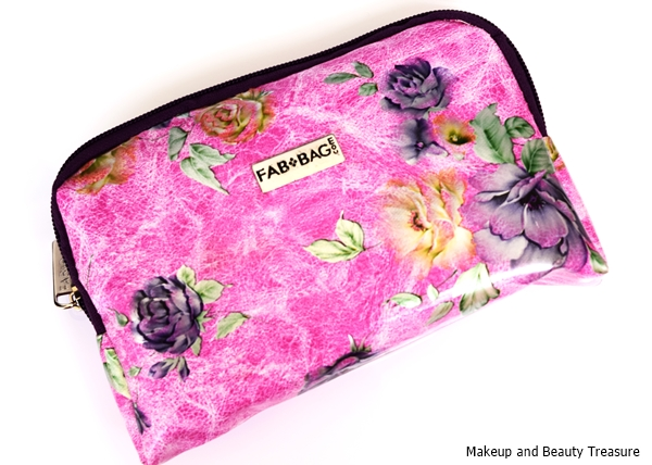 fab bag beauty bag review
