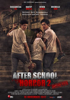 Download Film AFTER SCHOOL HORROR 2 2017 HDRip Full Movie Streaming