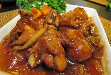 Resep Ayam Kecap Saus Tiram