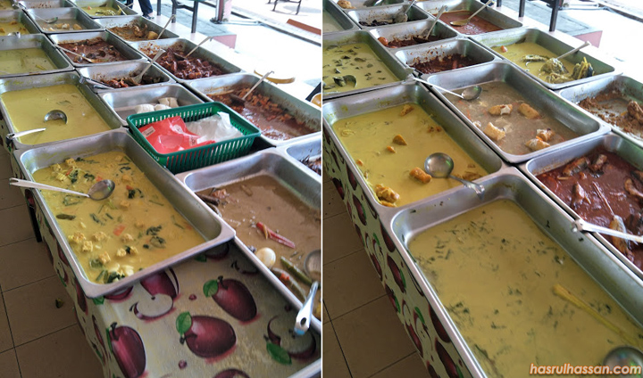 Kedai Makan Jual Air RM1, Isi Semula Percuma di Seri Iskandar