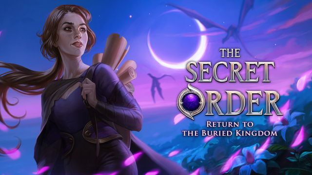 The Secret Order: Return to the Buried Kingdom v1.0 NSP XCI For Nintendo Switch