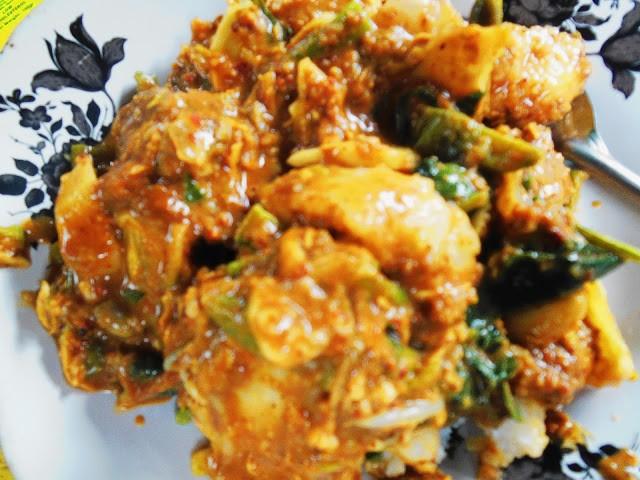 Rujak gobet;10 Top Kuliner Bondowoso
