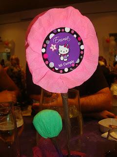 Noloce Ideas Creativas Candy Bar Kitty En Fuxia Y Violeta
