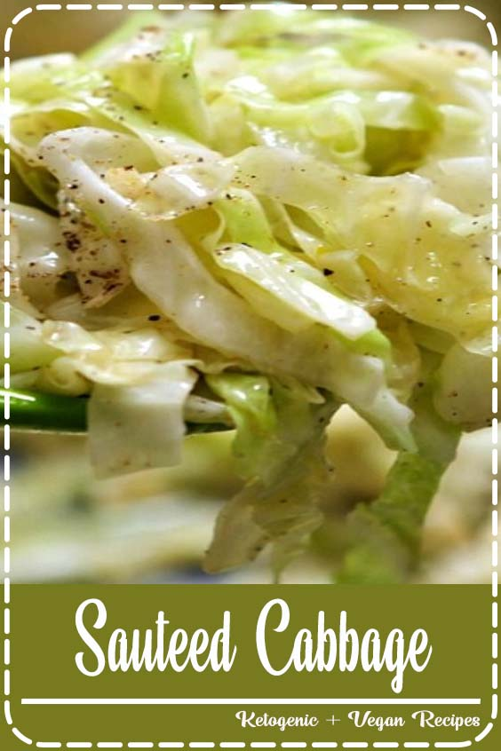 Easy Sauteed Cabbage is the perfect quick and delicious side dish for any meal Sauteed Cabbage
