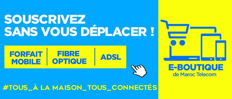 maroc telecom boutique en ligne