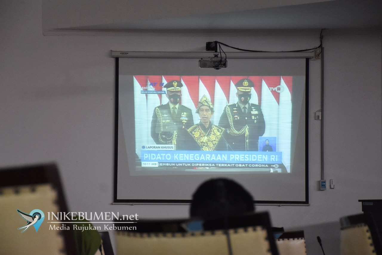 Jelang HUT RI, DPRD Kebumen Gelar Tiga Kali Rapat Paipurna Istimewa