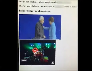 bjp-website-hacked