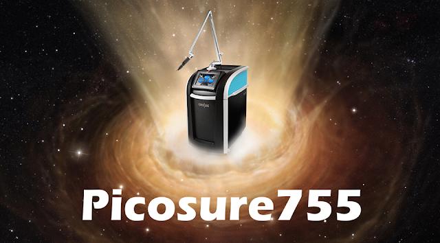 PicoSure755皮秒雷射‧蜂巢透鏡│飆高顏值 提升膚質就看這