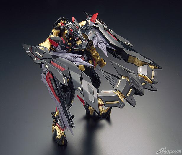 RG #24 1/144 MBF-P01-Re2 Gundam Astray Gold Frame Amatsu Mina