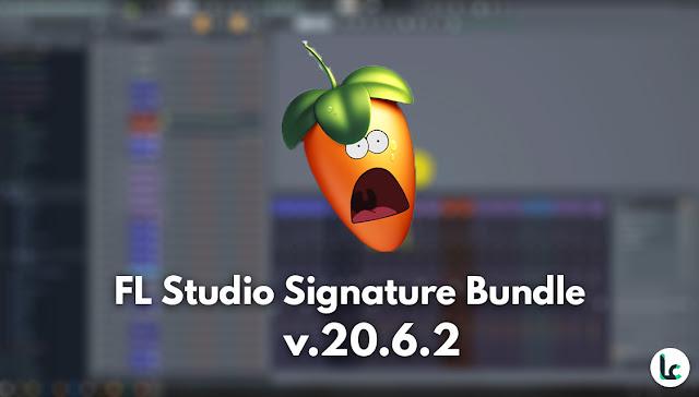 FL Studio Producer Edition + Signature Bundle v20.6.2
