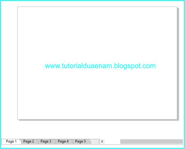 Page/2 >> Cara Membuat Dan Mengatur Nomor Halaman Otomatis Coreldraw