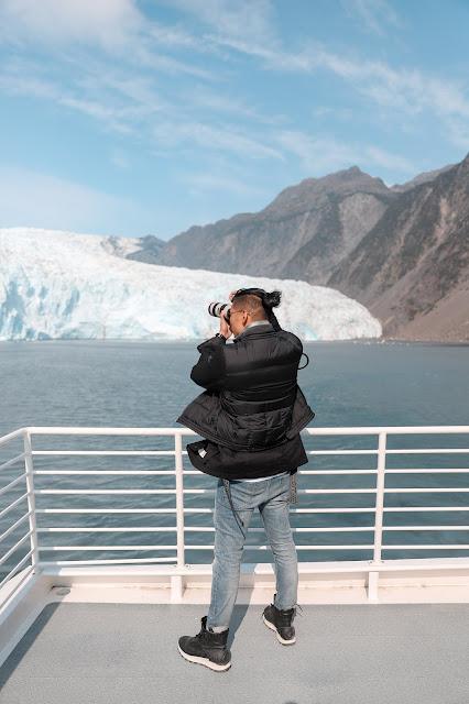 Leo Chan, Major Marine Tour, Kenai Fjords