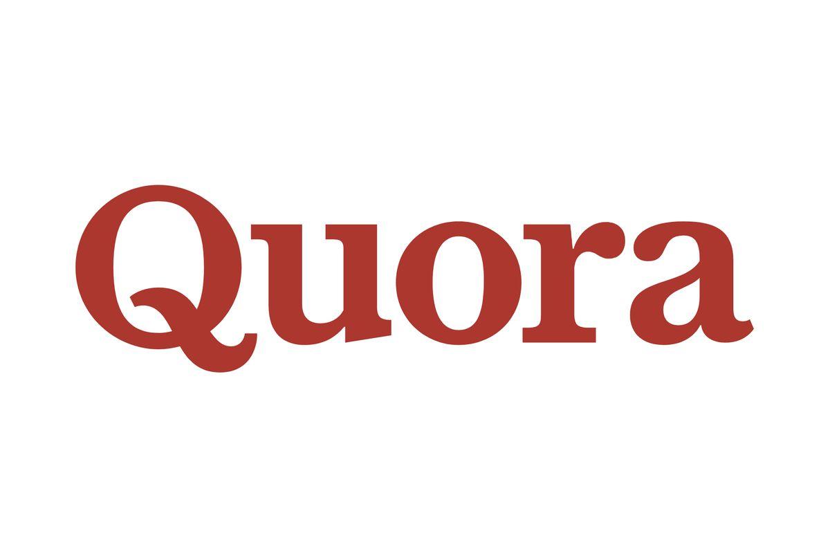 Aplikasi tanya jawab Quora