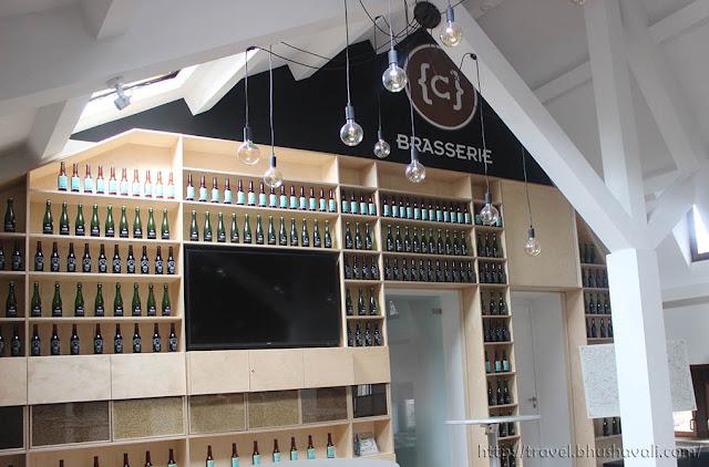 Brasserie C Microbrewery Liege