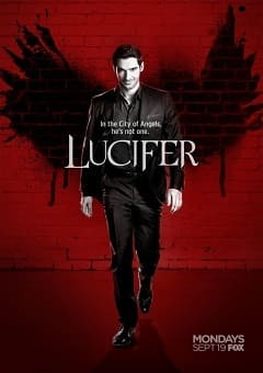 Série Lucifer - 1ª Temporada Dublada 2015 Torrent