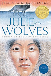 'Julie of the Wolves' book by Jean Craighead George