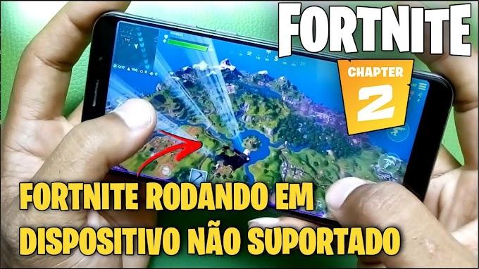 Fortnite: Como jogar em um dispositivo não compatível