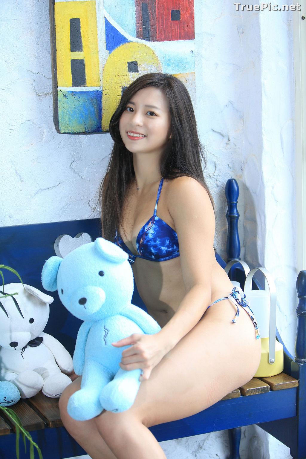 Image Taiwanese Model - Shelly - Beautiful Bodybuilding Bikini Girl - TruePic.net - Picture-9