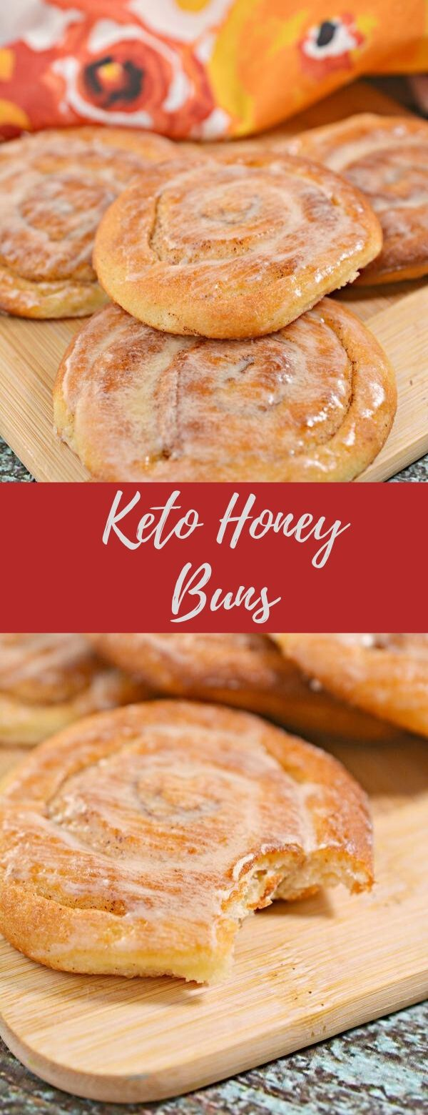 Keto Honey Buns