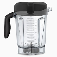 Vitamix 5300's low-profile container