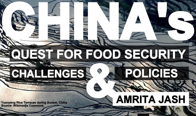 China's Quest for Food Security Challenges and Policies