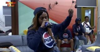 """BBNaija: Jackie Wins N1.5 Million """"Pepsi Lyrics Challenge"""" (Photos)"""