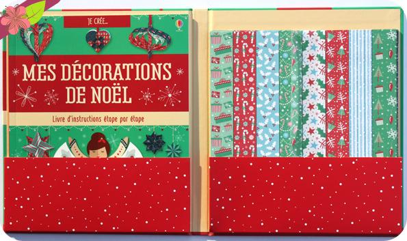 Je crée... Mes décorations de Noël - Usborne