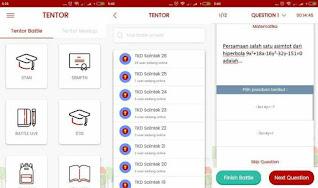 Mempersiapkan UMPTN dengan aplikasi TENTOR