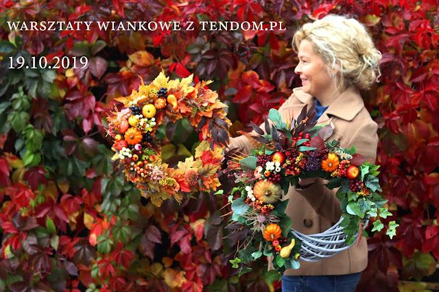 Jesienne Warsztaty Wiankowe, 19.10.2019