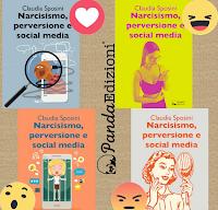 Logo Scegli la copertina e vinci una copia del libro sul narcisismo e social media