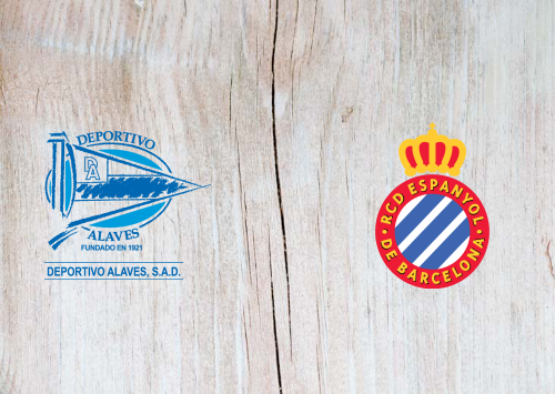 Deportivo Alavés vs Espanyol -Highlights 25 August 2019