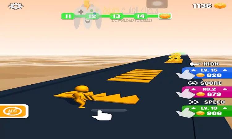 تحميل لعبة Stack Colors للجوال برابط مباشر مجانا
