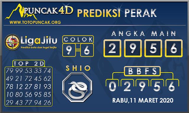PREDIKSI TOGEL PERAK PUNCAK4D 11 MARET 2020