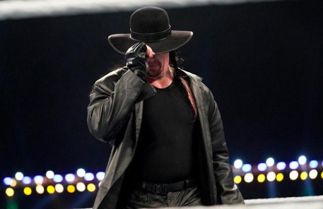 Mark Calaway in WWE Super Show-Down (2020)