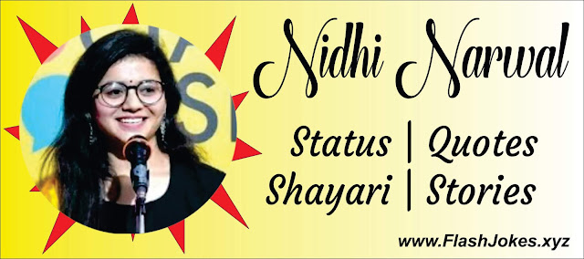 Nidhi-Narwal-Status-Quotes-Shayari-Stories