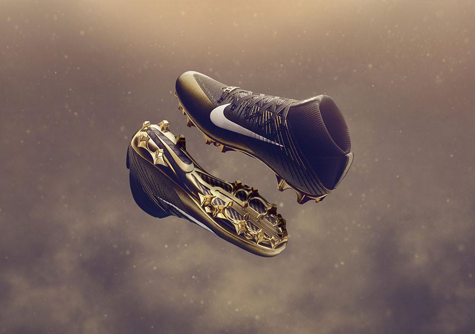 """3aaae92d Las zapatillas """"Air Trainer 1"""" y """"Air Max 1"""" están envueltas en lámina de  oro, mientras que los modelos """"Ultra XT"""" y """"Air Huarache"""" optaron por una  ..."""