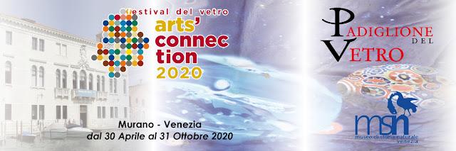 Festival del Vetro Artsconnection 2020 - LE DATE