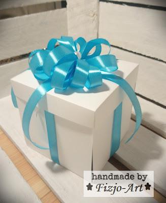 Box z okazji roczku Mikołaja