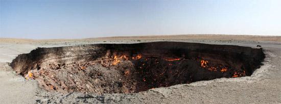 Darvaza Crater 2