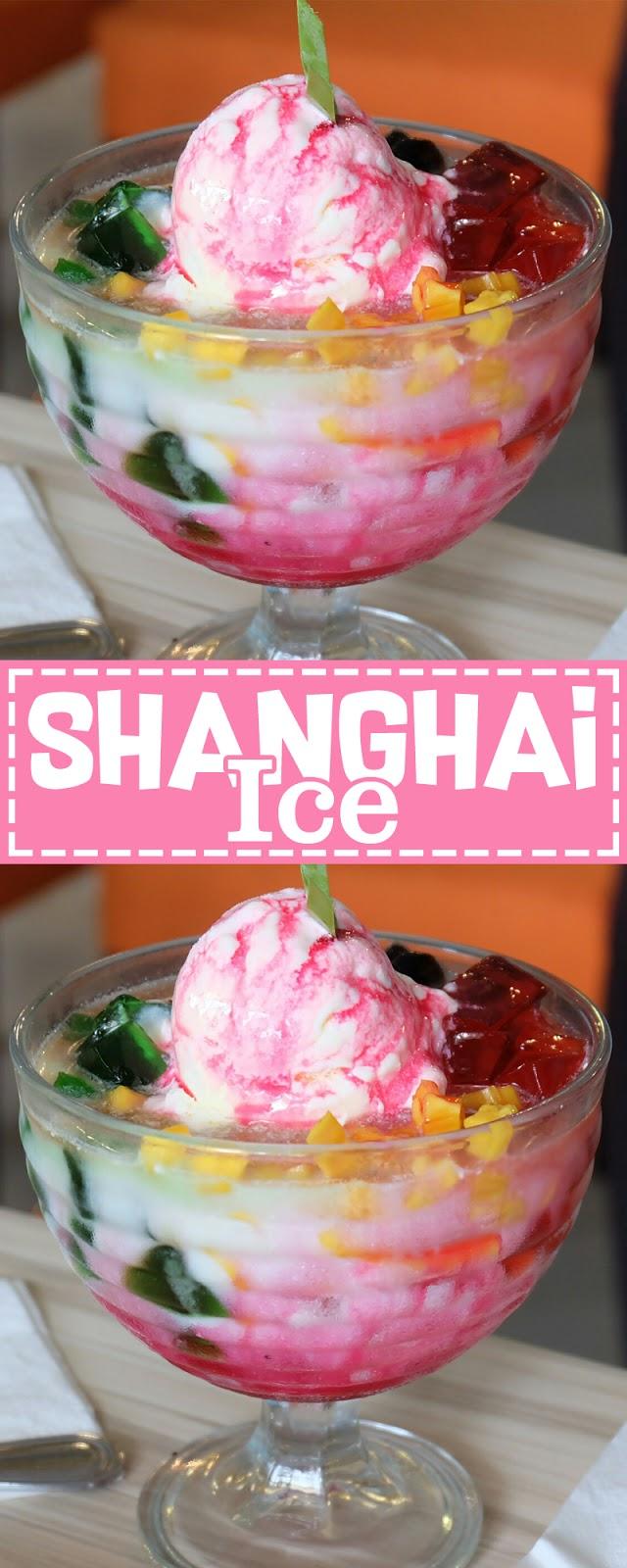 SHANGHAI ICE