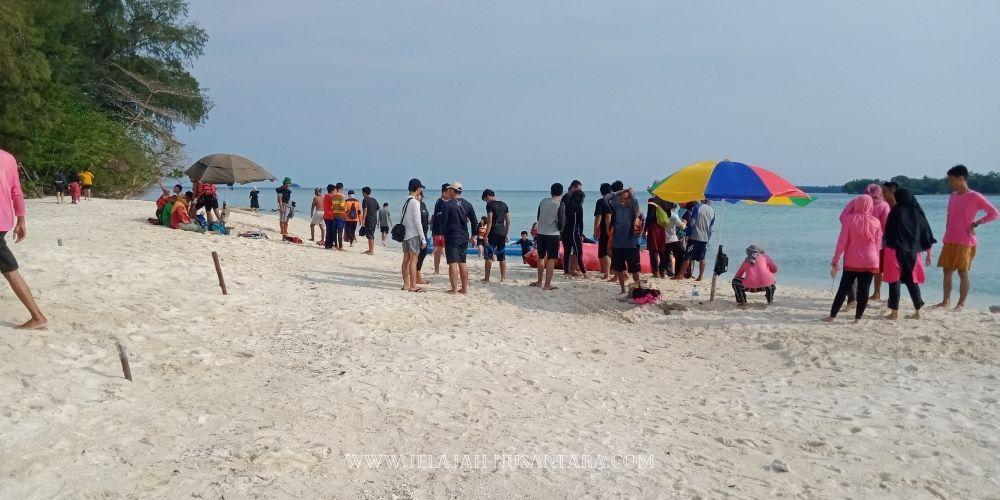 paket royal island resort pulau kelapa kepulauan seribu