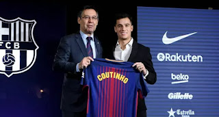 Report shows Barcelona owe €126m to 19 other clubs for transfers including Coutinho