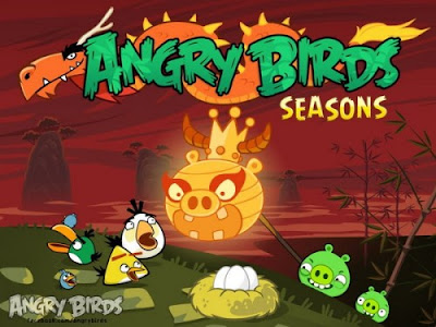 Angry Birds Seasons The Year Of Dragon