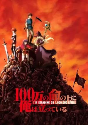 Descargar 100-man no Inochi no Ue ni Ore wa Tatteiru (04/??) HD Sub Español Por Mega.