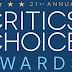 21º Critics´ Choice Awards